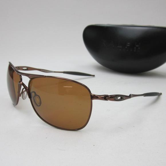 4ce8ba2d1c Oakley CROSSHAIR OO4060-04 PLZ Sunglasses  OLN154.  M 5b24183703087c96b74911dd